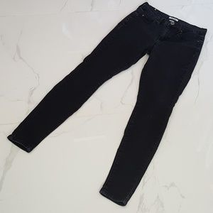 Mudd 7 Black High Waisted Jeans